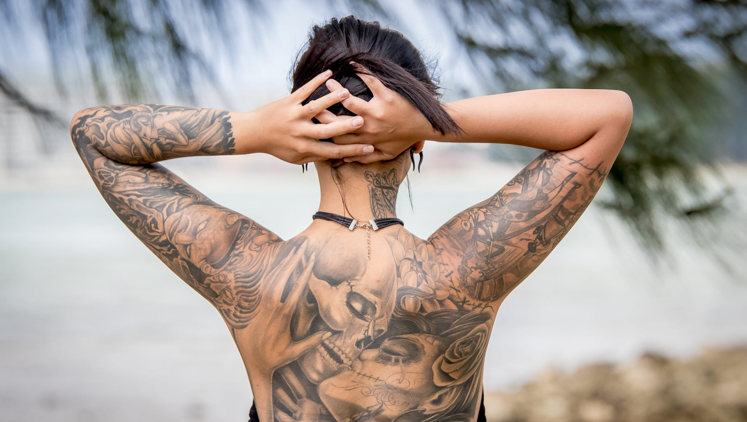 Jerrica Reyes Shows Her Love In Her Tattoo Collection