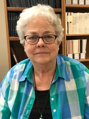 Liz Robbins, director of the Garland County Historical