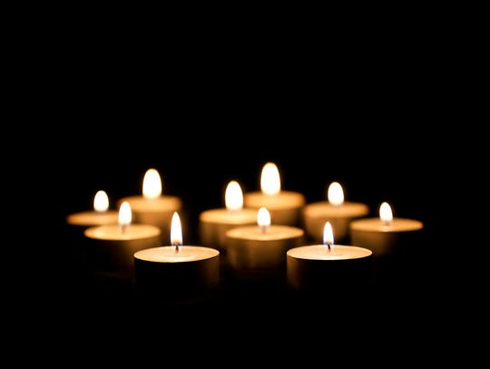 Ways to remember a loved include , lighting a candle, planting a tree, putting up special decorations, donating to a charity or volunteering.