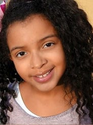 """Makayla Annaleese Flowers appears in """"Once on this"""