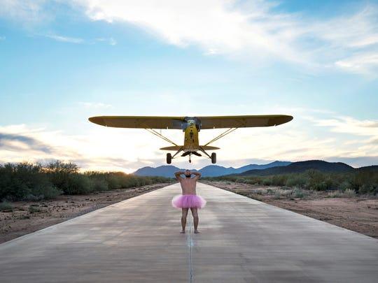 Kelli's Cub. Secret Location, Arizona