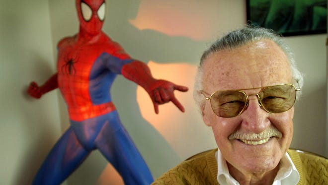 Lee was born  Stanley Martin Lieber in New York City, on Dec. 28, 1922. With artist Jack Kirby, he created the Fantastic Four super-hero team in 1961. He would also go onto create his own company POW! Entertainment.