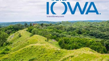 Iowans can vote on four possible covers for new state travel guide