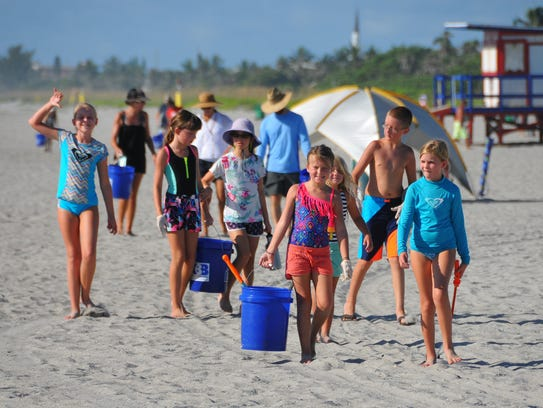 Since the Summer Series beach cleanups began in 2015,