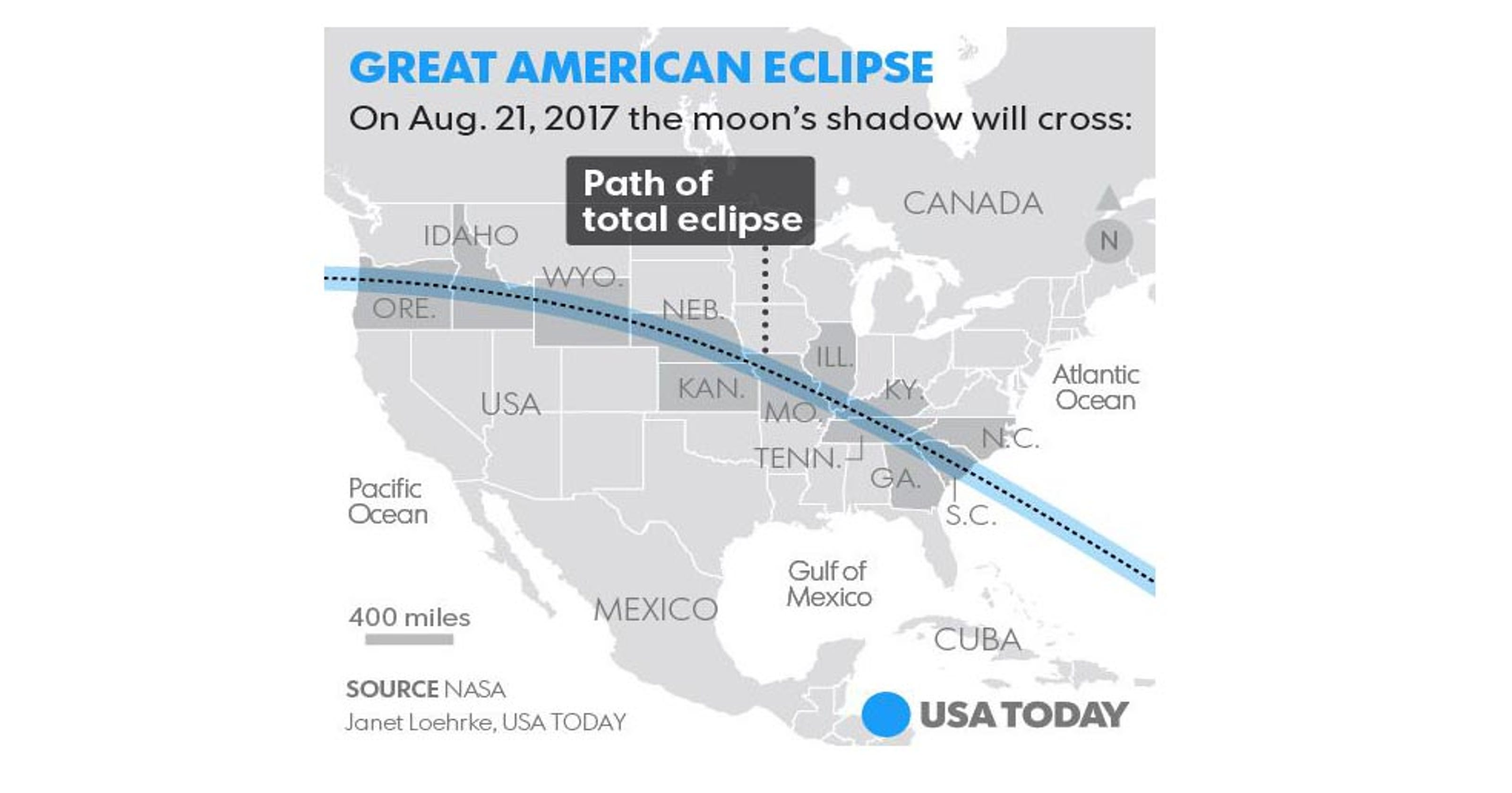 Eclipse 2017 Five Tips For Watching The 2017 Total Eclipse In East