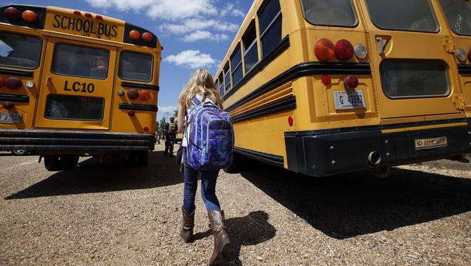 A decision about whether to close Upstate schools Tuesday is expected by late afternoon or in the evening.