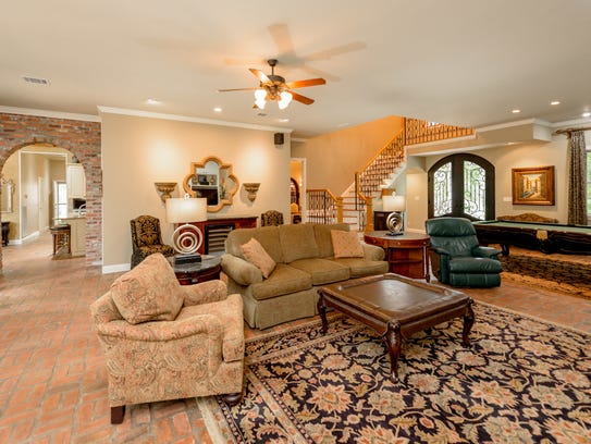 This home at 10947 Lamplight Way is listed at $775,025.