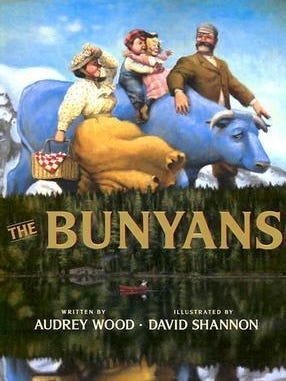 'The Bunyans' by Audrey Wood
