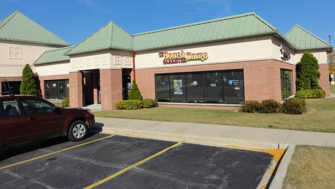 The Board Game Barrister store in Greenfield