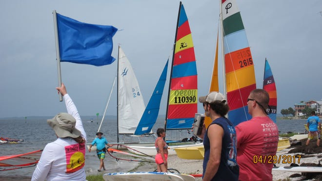The 45th Annual Stephen C. Smith Memorial Regatta is scheduled for April 27-29.