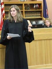 Michigan Supreme Court Justice Bridget Mary McCormack