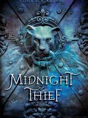 'Midnight Thief' by Livia Blackburne