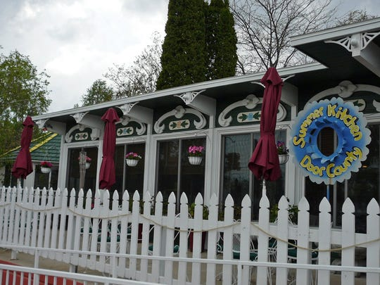 Summer Kitchen this summer got the go-ahead to serve beer and wine in Ephraim.