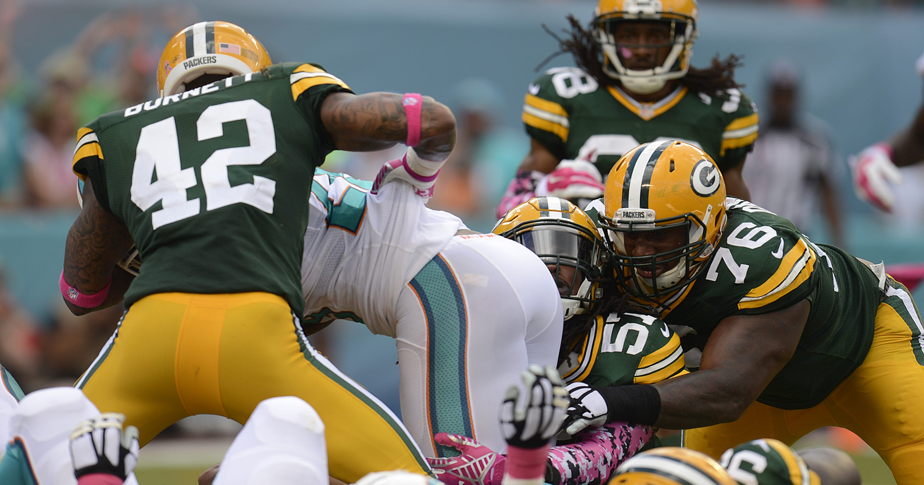 Packers  run defense starting to catch on acc535b60