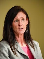 Jill Smith, administrator at Sartell Pediatrics, talks