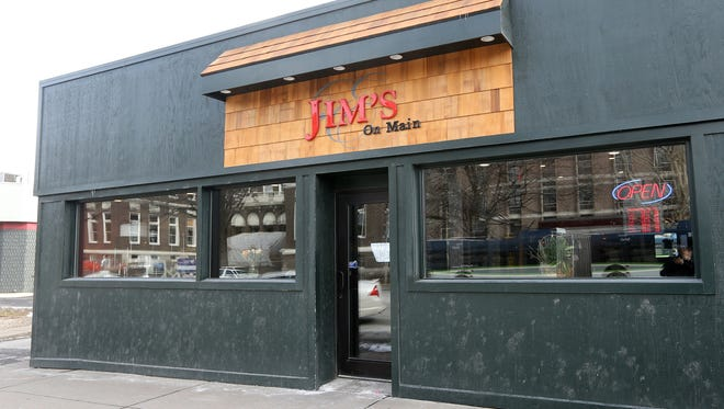 Jim's on Main (formerly Jim's Too) reopened on Main St.  in late February 2016.