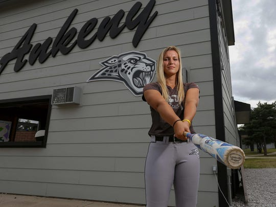 Ankeny Centennial star Kendyl Lindaman set the state's career home run record with 71 homers in five seasons. She slugged 59 homers in her last four seasons, tying her with fellow Iowan Alyssa Wiebel of Benton (Van Horne) for fourth place nationally, according to the National High School Sports Record Book.