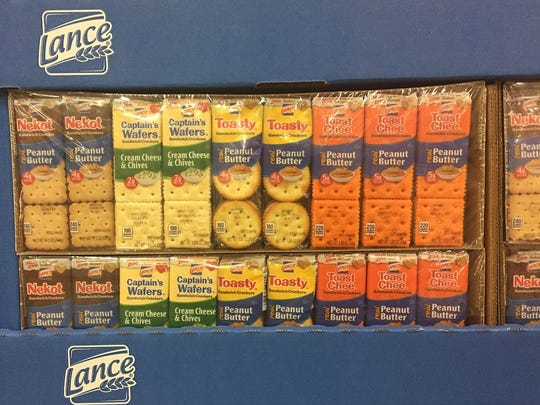 Campbell Soup Co. of Camden on Monday is to acquire snack maker Snyder's-Lance Inc.