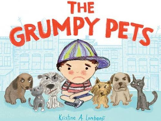 """The Grumpy Pets"" by Kristine Lombardi"
