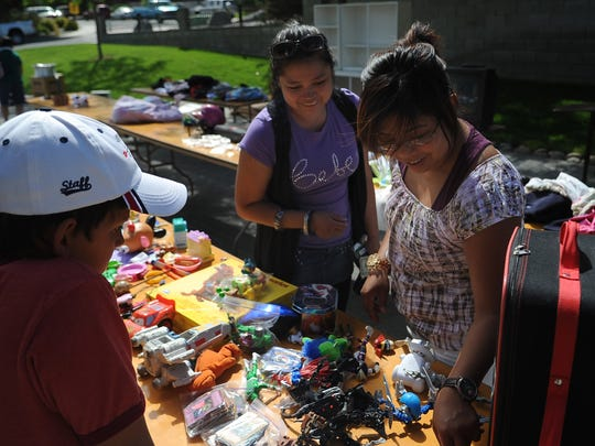 Annual Hidden Valley community garage sale Saturday