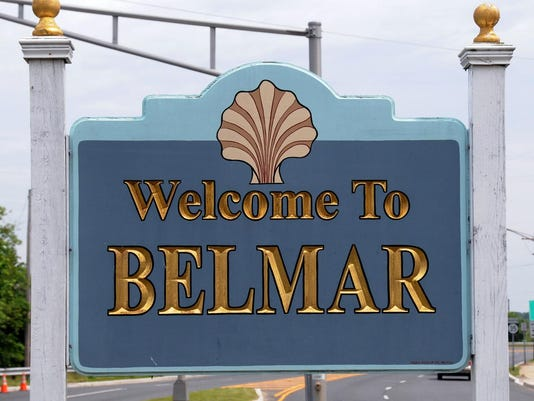 WELCOME TO SIGN - BELMAR