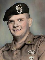 Sgt. 1st class Douglas J. Glover