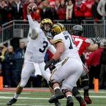 No CFP, but Michigan motivated to 'make a statement' in Orange Bowl