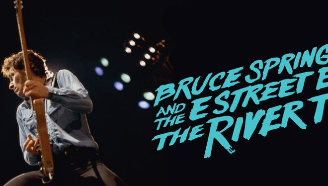 Bruce Springsteen and the E Street Band on the The River Tour.