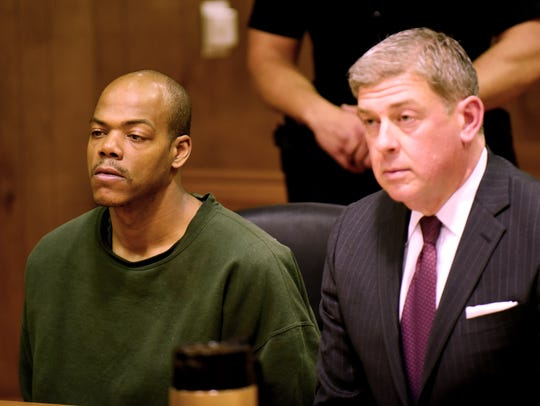 Paterson Firefighter Kaheem Hunt, accused of murder,