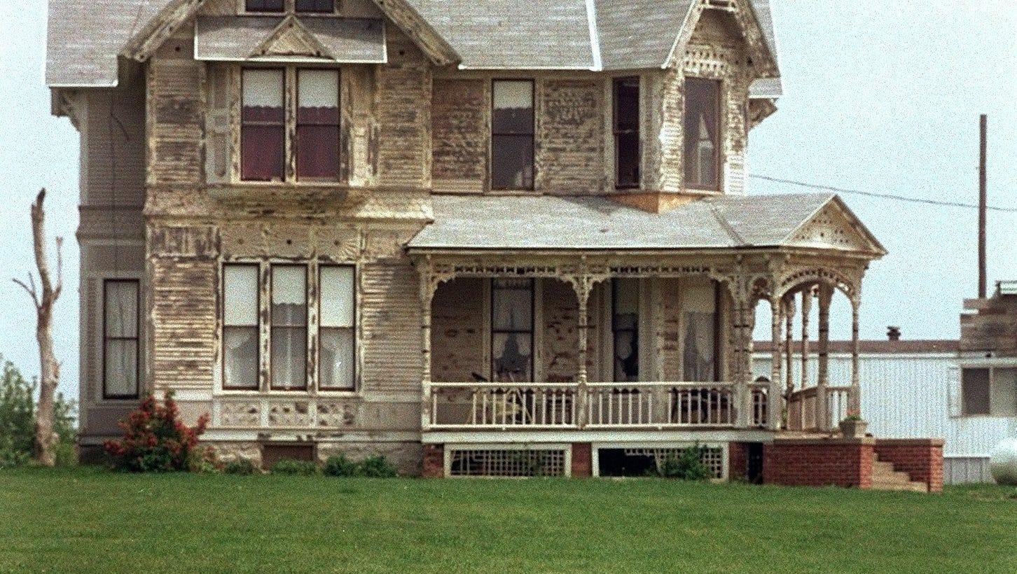 Archive photos: 'Twister' movie site in Iowa