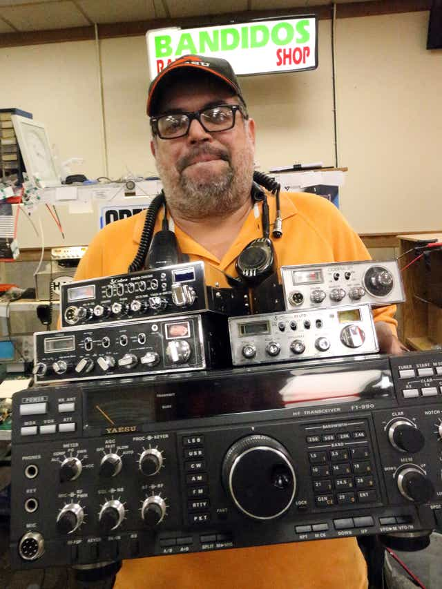 Sounds from the Road: CB radio enthusiasts thriving