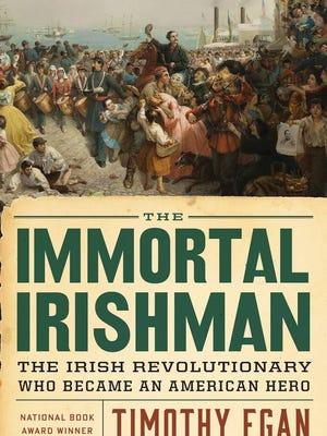 The Immortal Irishman: The Irish Revolutionary Who Became an American Hero by Timothy Egan.