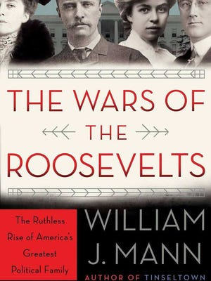 """""""The War of the Roosevelts"""" a 'big, juicy' read."""