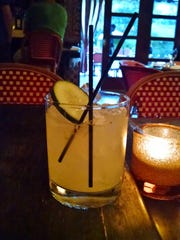 Wexler's Vision cocktail.