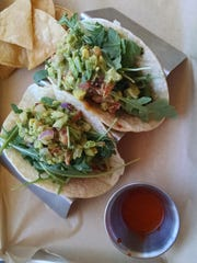 Tacos will be a part of the fusion menu that begins in September at Reservoir.