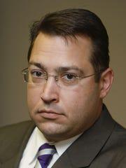 Attorney Thomas G. Asimou in Phoenix.
