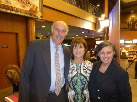Marc and Linda Garrison of Birmingham and Variety Executive Director Jennie Cascio of Bloomfield Hills.