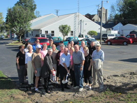 Council on Aging Groundbreaking