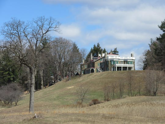 Springwood is the home and burial place of Franklin D. Roosevelt.