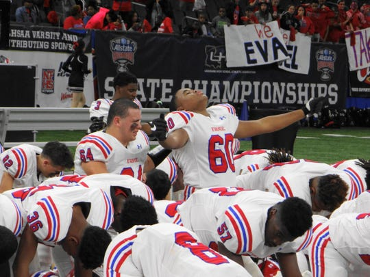 Evangel won its 14th state championship by defeating