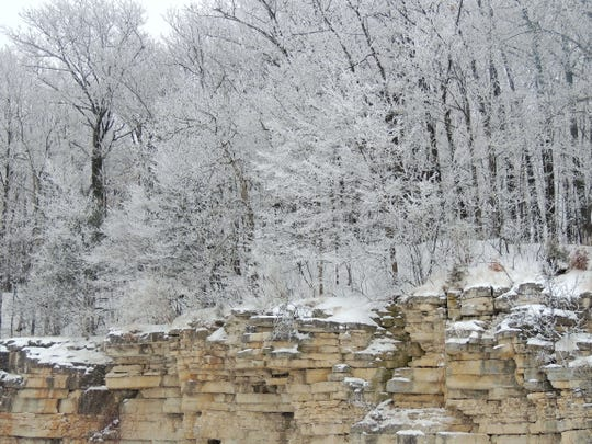 The stunning beauty of High Cliff State Park in winter is breathtaking. Hike the trails above, below and along the Niagara escarpment and keep an eye out for pileated woodpeckers, whitetail deer, red and gray foxes and more.