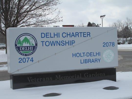 Delhi Charter Township complex