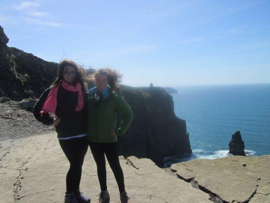 cnt Ireland trip