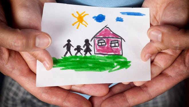 Family reunification is the goal for half of Arizona children in foster care.