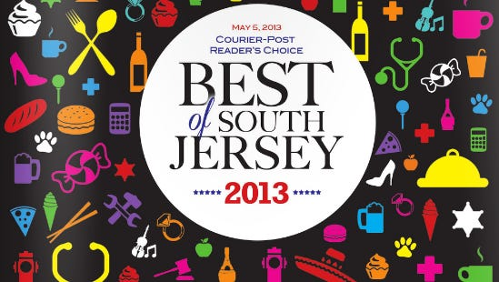 Best of South Jersey 2013