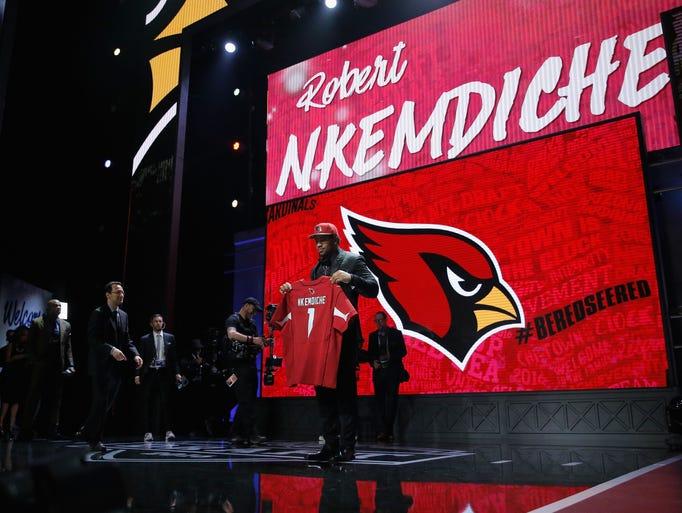 NFL Jersey's Youth Arizona Cardinals Marqui Christian Pro Line Cardinal Player Jersey