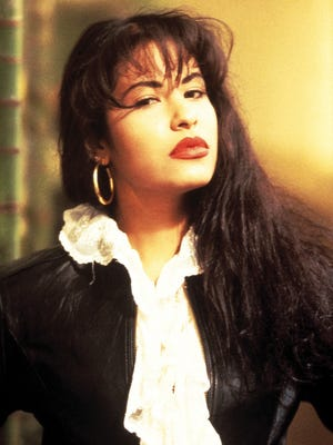 Tejano star Selena ( Quintanilla-Perez).