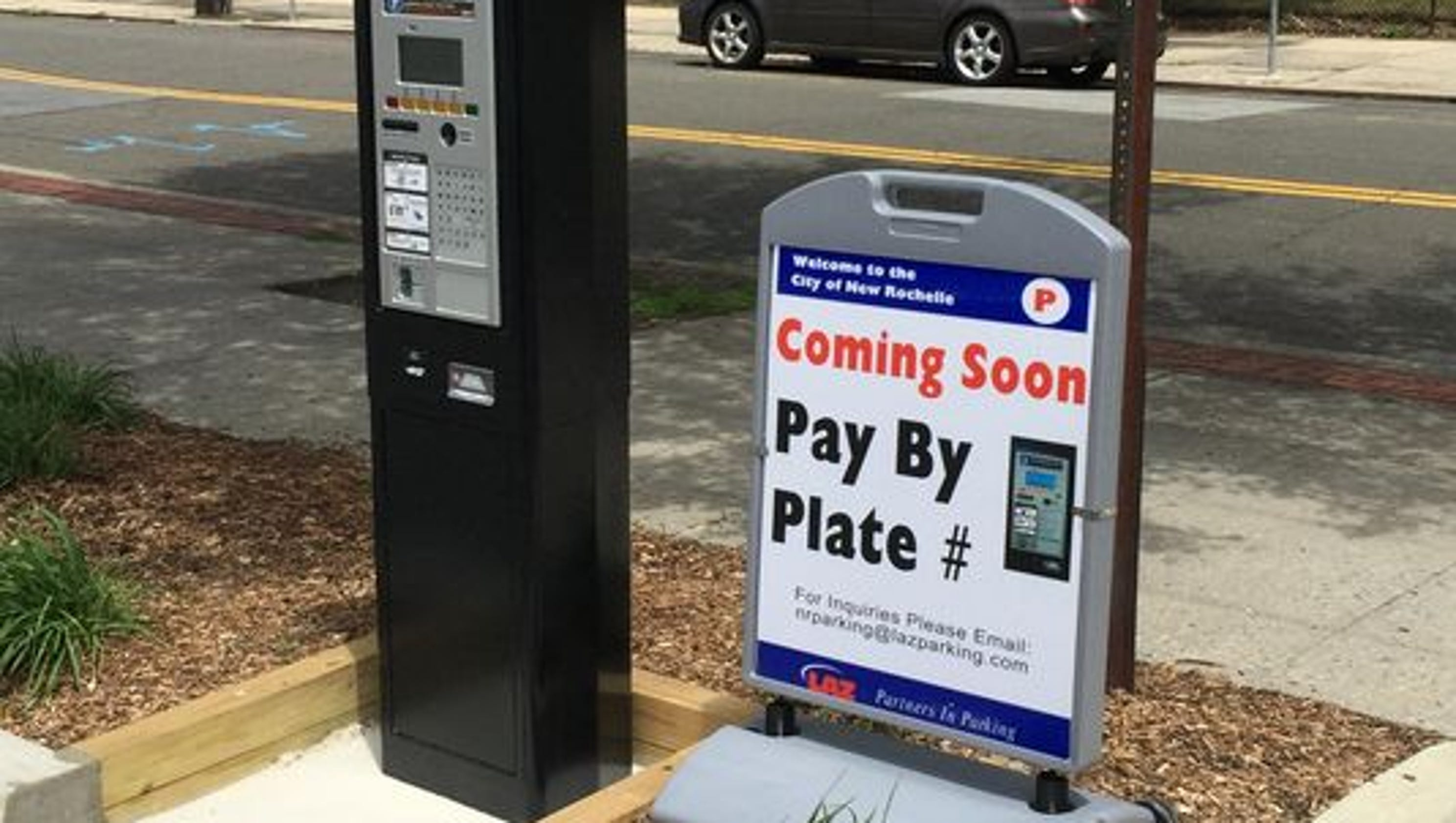 Reisman The parking meter s evolution from big money to Big Brother