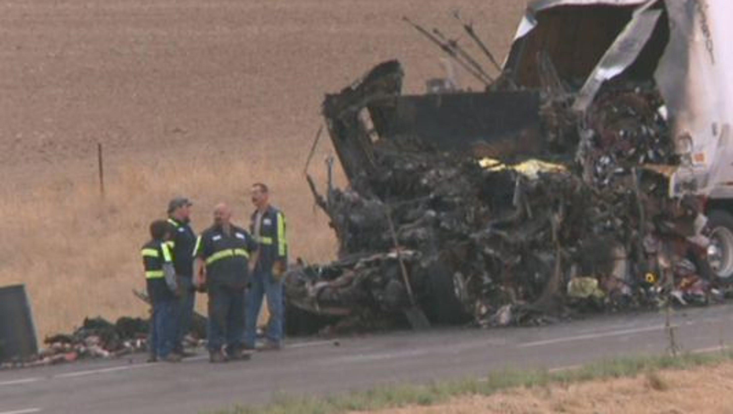 Gallery Semi Truck Crash On I 44 – Fondos de Pantalla