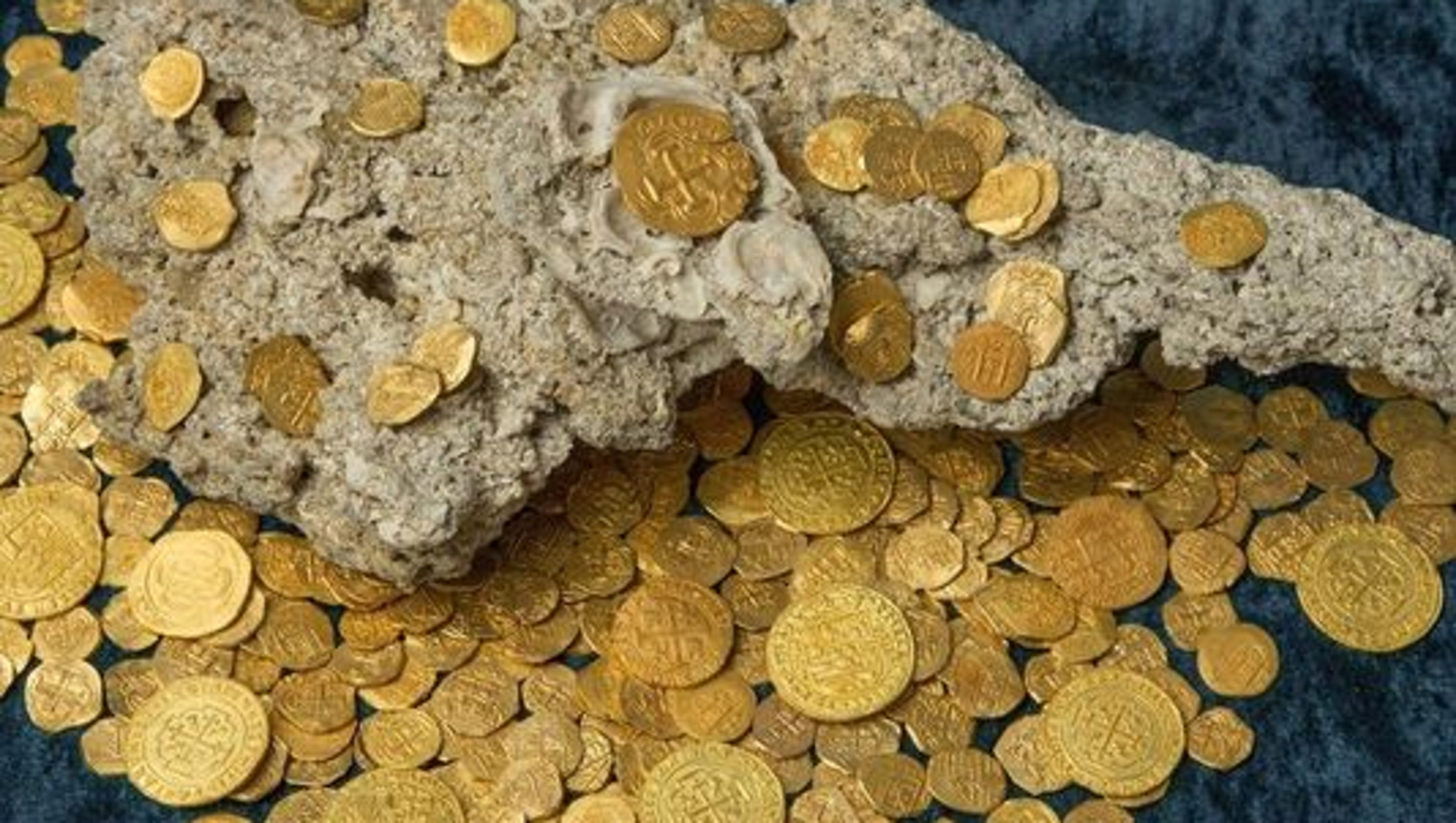 florida divers find over 300 coins worth  4 5m